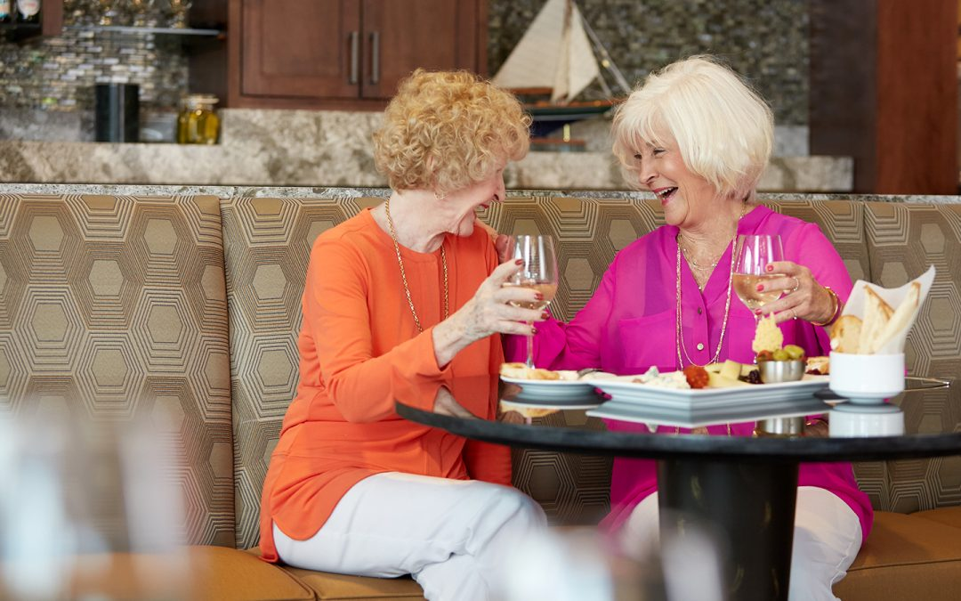 Lifestyle Stock Photo Senior Living and Baby Boomers